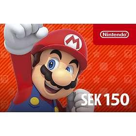 Nintendo eShop Card - 150 SEK