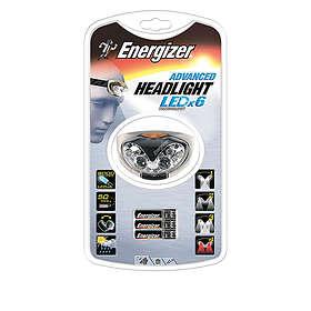 Energizer Advanced 6 LED Headlight 3AAA
