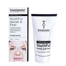 Transformulas Youthful Hands & Feet Cream 75ml