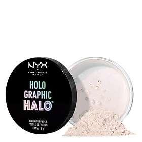 NYX Holographic Halo Finishing Powder 5g