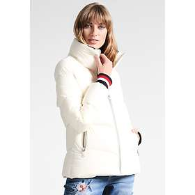 c9c6ca69 Find the best price on Tommy Hilfiger Callie Iconic Down Jacket ...