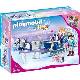 Playmobil Magic 9474 Sleigh with Royal Couple