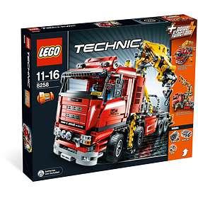 LEGO Technic 8258 Kranbil