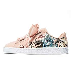 premium selection 1faf6 4d756 Puma Basket Heart Hyper Embroidery (Women's)