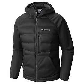 Columbia Ramble Down Hybrid Hooded Jacket (Men's)