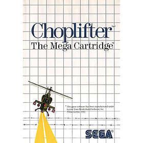 Choplifter (Master System)