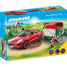 Playmobil Sports & Action 9376 Porsche Macan GTS