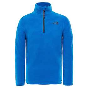The North Face 100 Glacier 1/4 Zip Fleece Pullover (Jr)