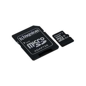 Kingston Canvas Select microSDHC Class 10 UHS-I U1 80MB/s 16GB