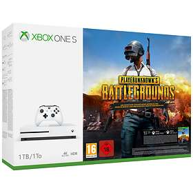Microsoft Xbox One S 1To (+ Playerunknown's Battlegrounds)