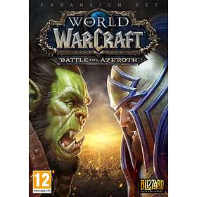 World of WarCraft: Battle for Azeroth (Expansion) (PC)