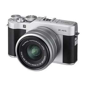Fujifilm X-A5 + 15-45/3.5-5.6 OIS