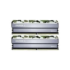 G.Skill Sniper X Classic Camo DDR4 3200MHz 2x8GB (F4-3200C16D-16GSXFB)
