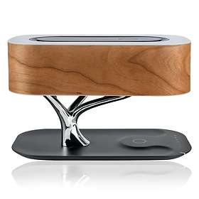 4smarts Inductive Charging Station Smart Bonsai Qi with BT Speaker & Lamp