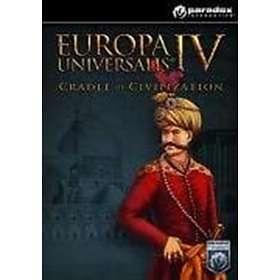 Europa Universalis IV Expansion: Cradle of Civilization (Mac)
