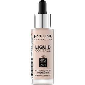 Eveline Cosmetics Liquid Control Foundation