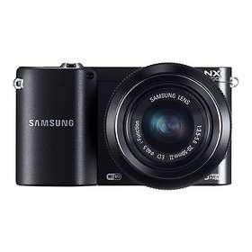 Samsung NX1100 + 20-50/3,5-5,6 II
