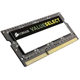 Corsair Value Select SO-DIMM DDR3 PC8500/1066MHz CL7 2x4GB