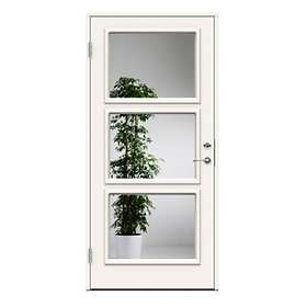 Swedoor Jeld-Wen Ytterdør Function Congo Glass 10x20