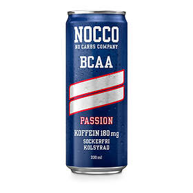 NOCCO BCAA 330ml 6-pack