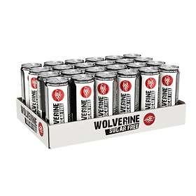 FCB Wolverine Energy Drink 250ml 24-pack