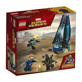 LEGO Marvel Super Heroes 76101 Outrider Dropship-attack