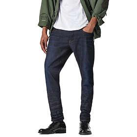 G-Star Raw 3301 Tapered Jeans Indigo Dk Aged (Herr)