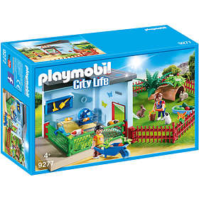 Playmobil City Life 9277 Smådjurspensionat
