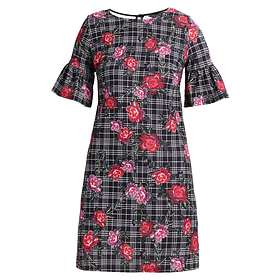 Dorothy Perkins Floral And Check Shift (Dame)