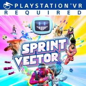 Sprint Vector (VR) (PS4)