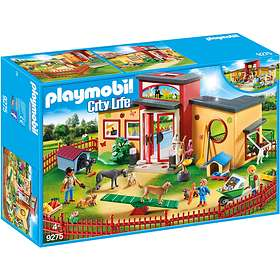 Playmobil City Life 9275 Pension des animaux