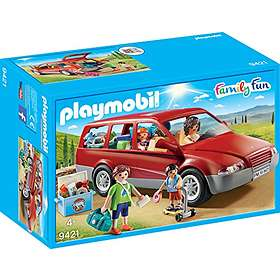 Playmobil Family Fun 9421 Familjebil