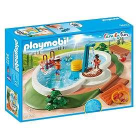 Playmobil Family Fun 9422 Pool