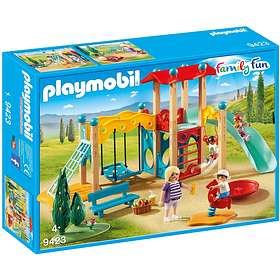 Playmobil Family Fun 9423 Stor lekplats