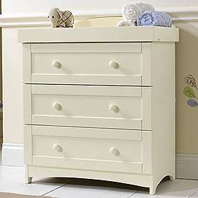 East Coast Nursery 3 Drawer Dresser