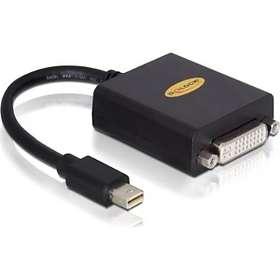 DeLock Displayport Mini - DVI-I M-F Adapter 0,18m
