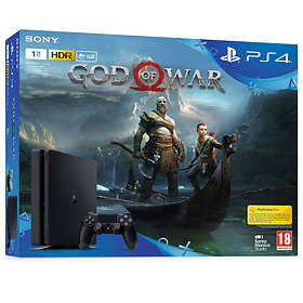 Sony PlayStation 4 Slim 1TB (inkl. God of War)