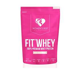 Women's Best Fit Whey Protein 1kg