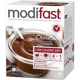 Modifast Low Calorie Diet Pudding Drink 0,055kg 4st