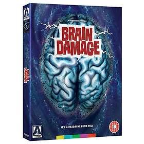 Brain Damage - Limited Edition (BD+DVD) (UK)