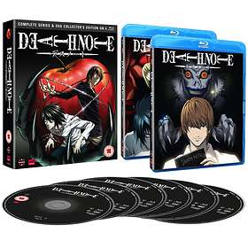 Death Note - The Complete Series & OVA - Collector's Edition (UK)