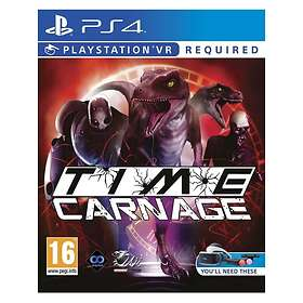 Time Carnage (VR) (PS4)