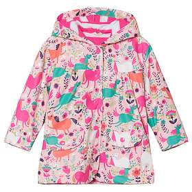 Hatley Roaming Horses Classic Raincoat (Jr)