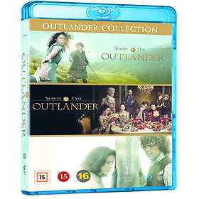 Outlander - Säsong 1-3