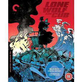 Lone Wolf and Cub - Criterion Collection (UK)