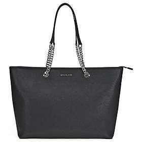 5e6a09b42c18 Find the best price on Liu Jo Anna Chain Tote Bag (A17001E0087 ...