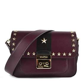 e24c104b5642 Find the best price on Michael Kors Sloan Editor Studded Leather ...