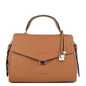 Michael Kors Bristol Leather Satchel Bag