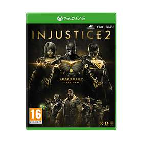 Injustice 2 - Legendary Steelbook Edition (Xbox One | Series X/S)