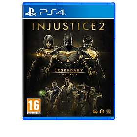 Injustice 2 - Legendary Edition (PS4)